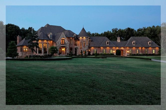 Luxury Home Plans Designs, Michigan Custom Home Designers ...