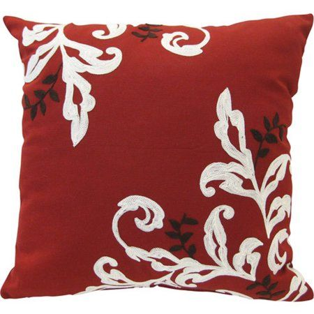 Better Homes And Gardens Citrus Scroll 40 Inchx40 Inch Decorative New Better Homes And Gardens Decorative Pillows