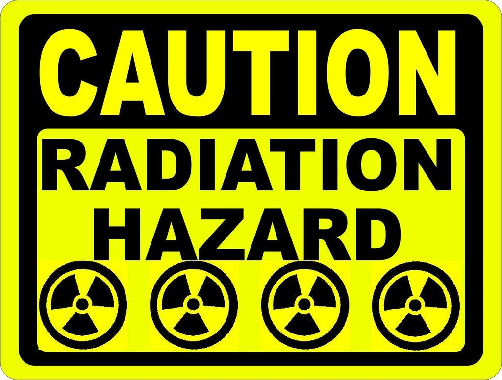 Signs of radiation: meaning and history of appearance 17