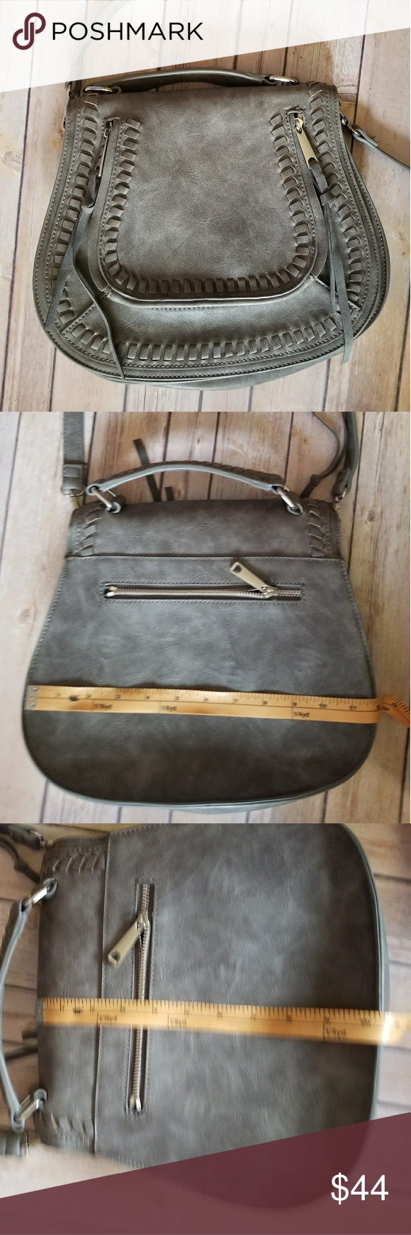 URBAN EXPRESSIONS Saddle Bag