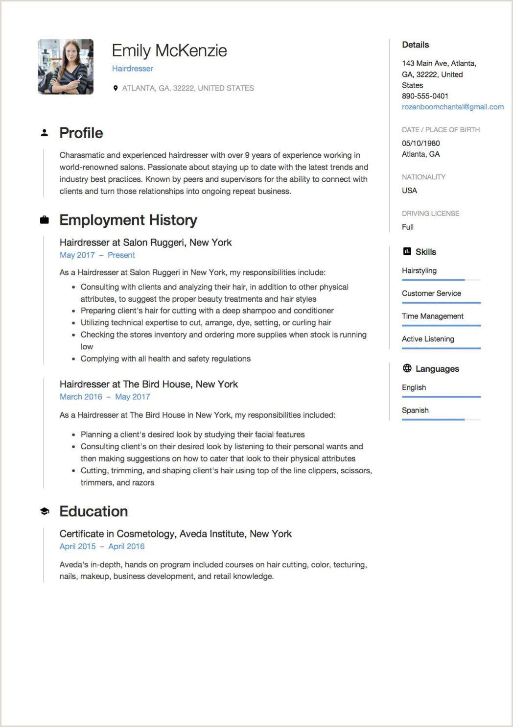 Fresher Resume Latest format Fresher Resume Latest format