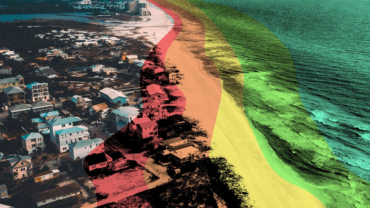 Even looking at flood maps cant convince coastal