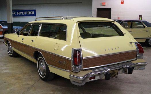 1977 Dodge Monaco Brougham Crestwood | vehicles | Dodge