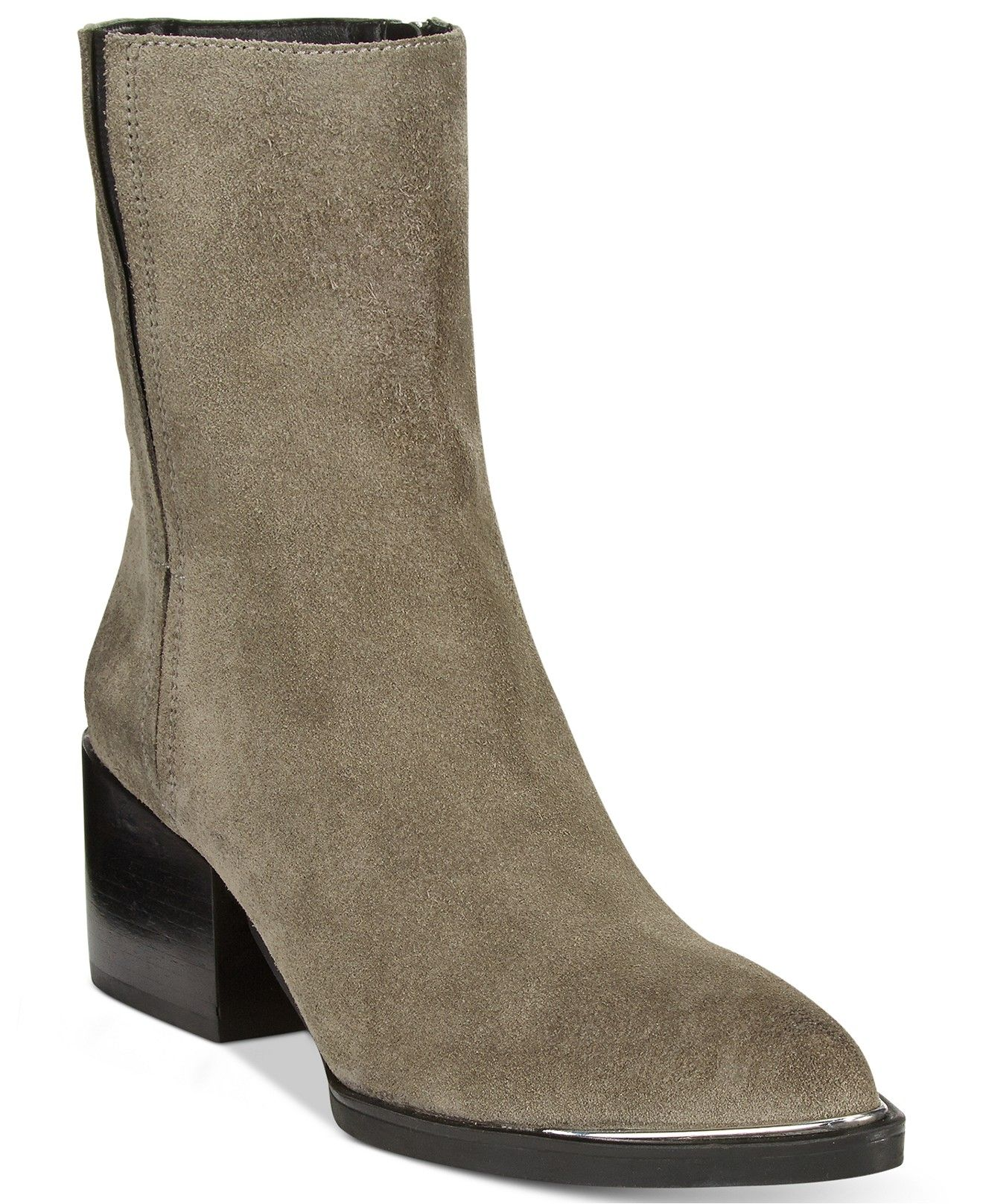 5f2554631949 Circus by Sam Edelman Raylan Booties - Boots - Shoes - Macy s ...