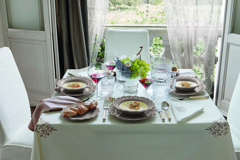 Mobili Coincasa ~ Servizio piatti bicchieri e tovaglia coincasa. home & kitchen
