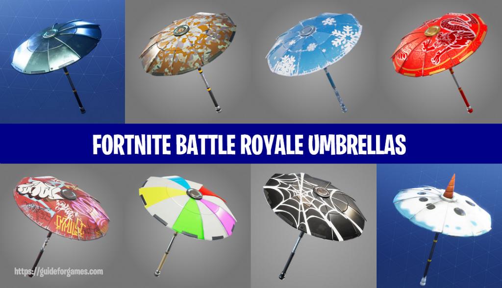 Fortnite Umbrellas Win Fortnite Victory Royale To Get