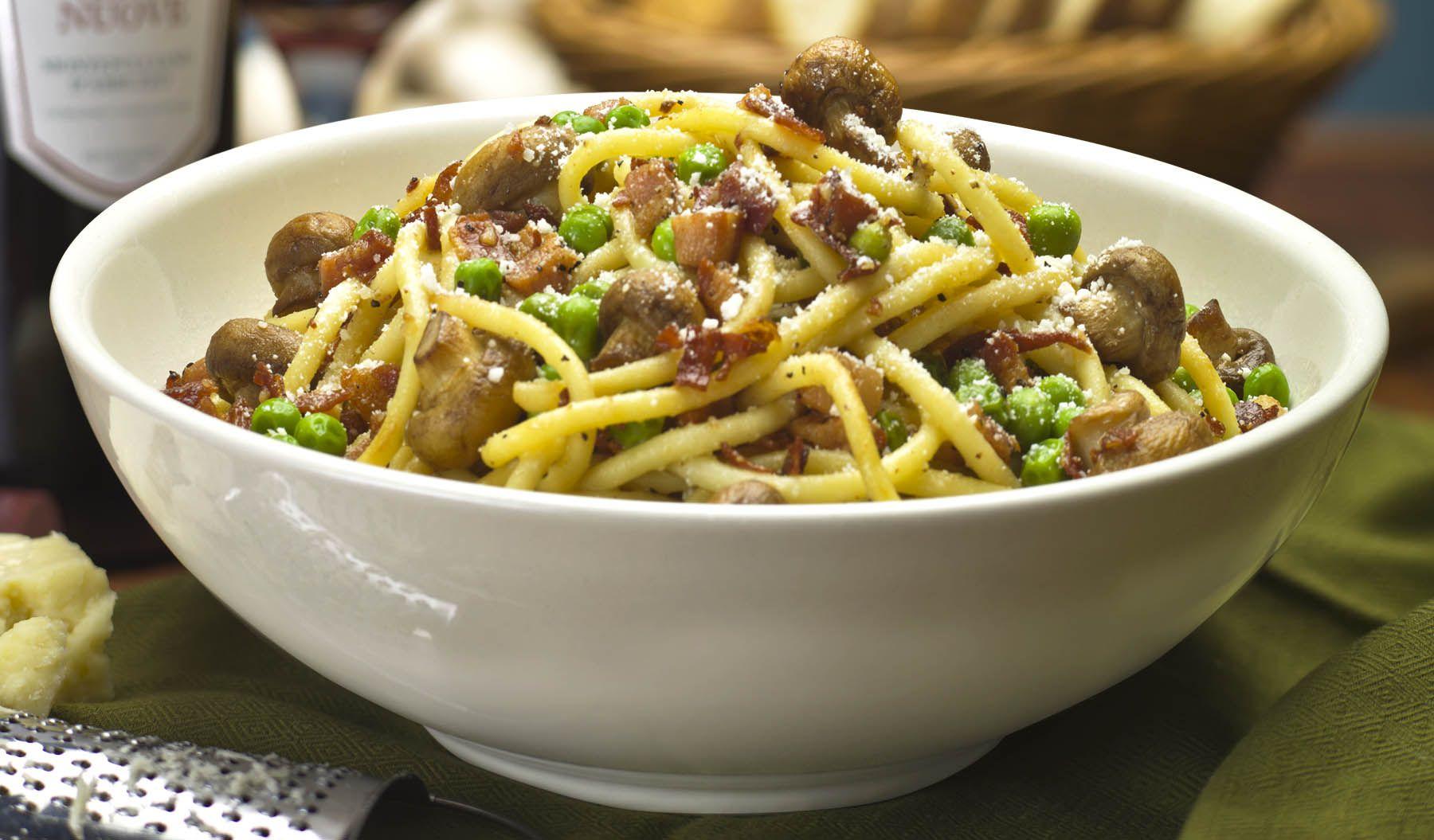BucadiBeppo Bucatini Ala Enzo Italian food How to
