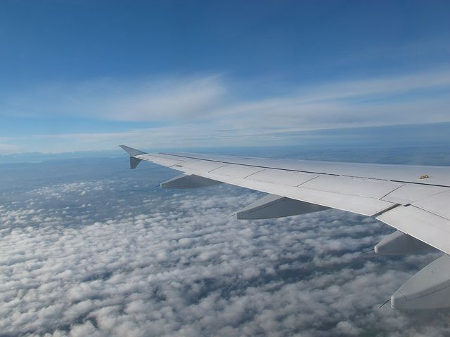 Flugreise Air Travel Tourism Journey Reise Tourismus Reisen Voyage     Travel in Europe