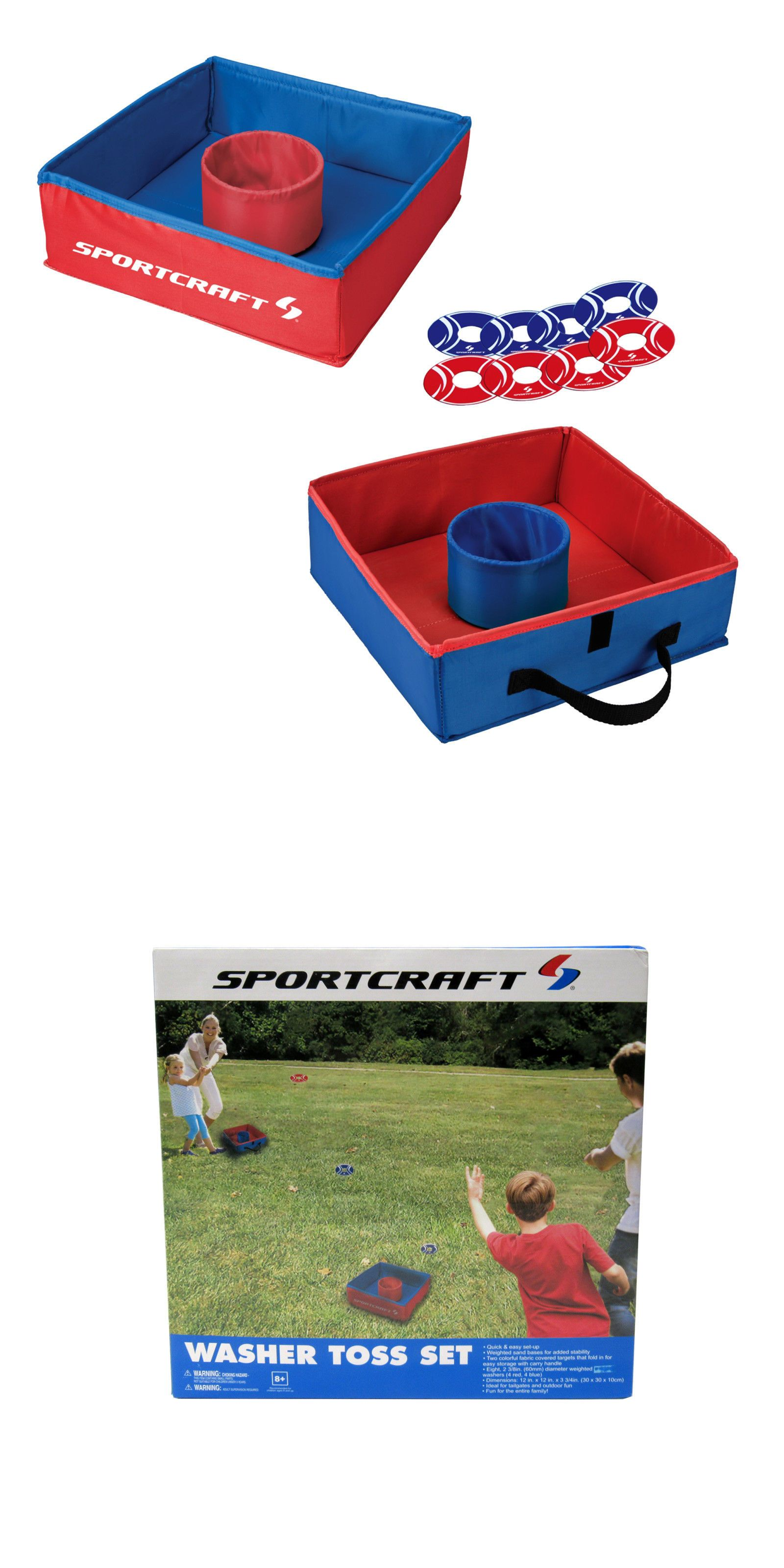 other backyard games 159081 outdoor toss washer game for party
