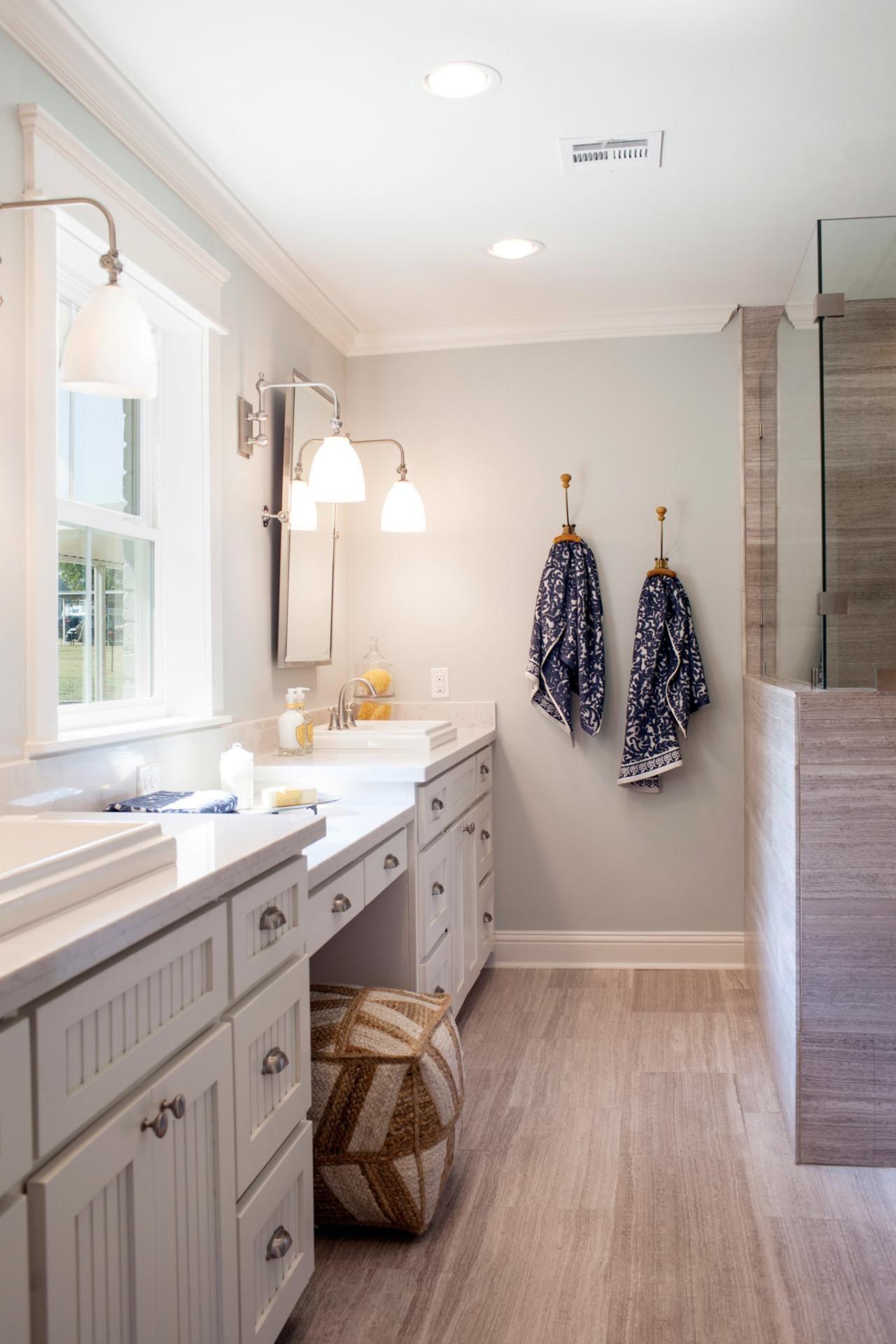 13 Coastal-Cool Living Rooms. Basement BathroomMaster BathroomsMaster  BedroomChip And Joanna GainesBathroom ...