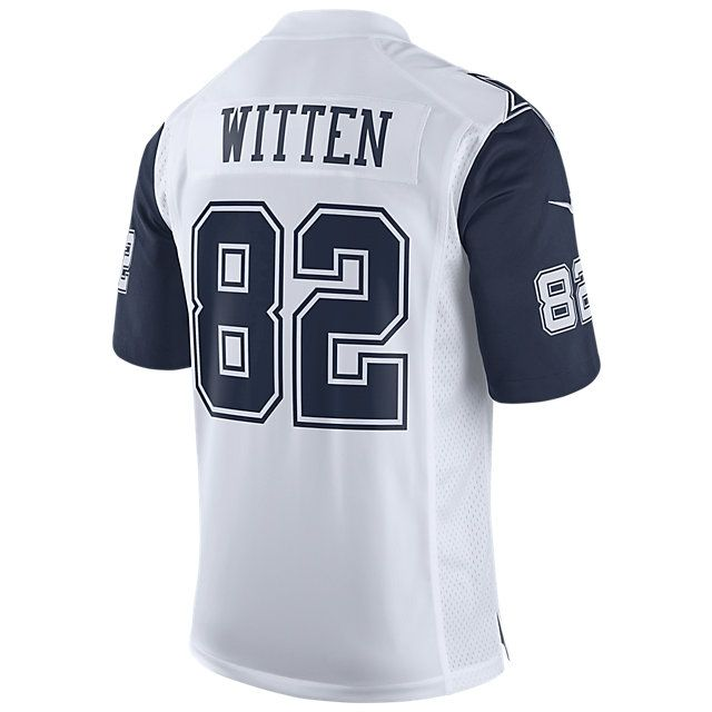 b7ae90623b85a Dallas Cowboys Jason Witten  82 Nike XC1 Color Rush Jersey