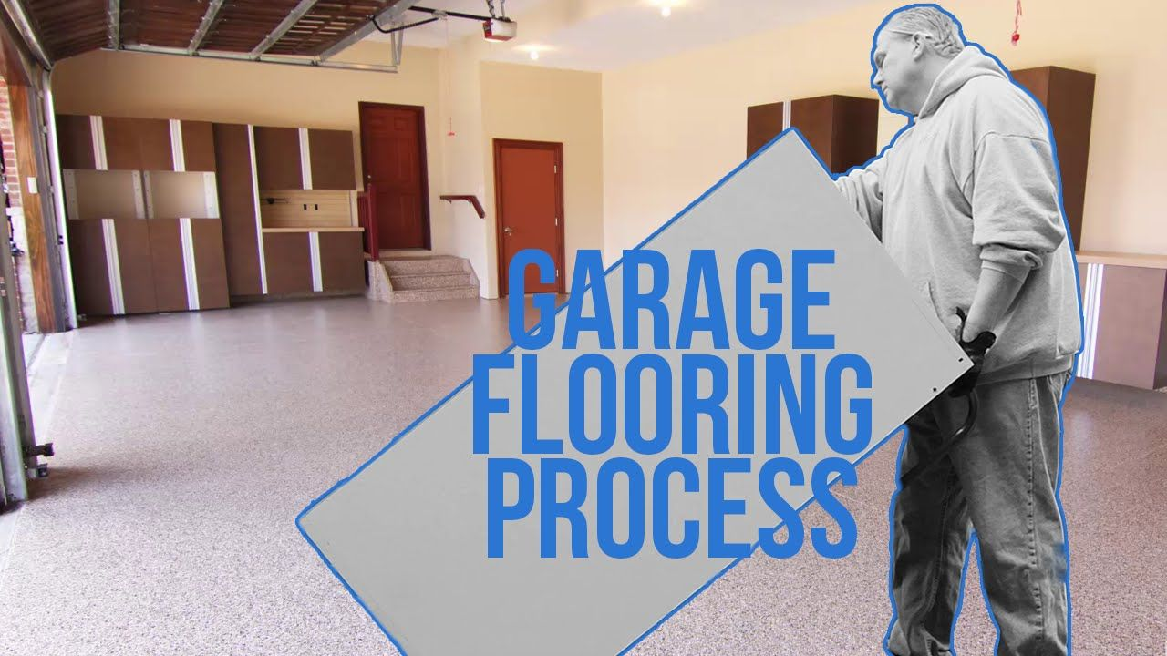 Ohio Garage Interiors' Epoxy Garage Floor Coating Process. Mechanic Signs Decor. 43927460 Hot