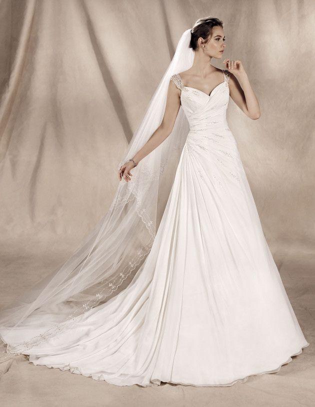 wedding dress scarlet   2017 new white one   wedding dresses