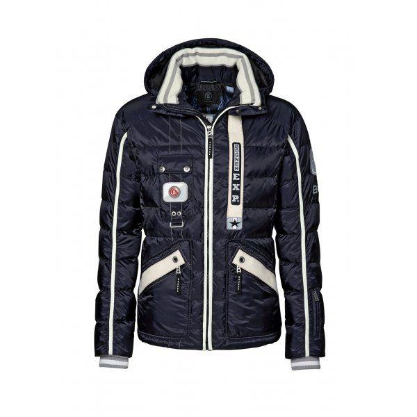 Bogner Pian D Mens Ski Jacket in Navy   Hiking stuff   Pinterest ... c213e5527a