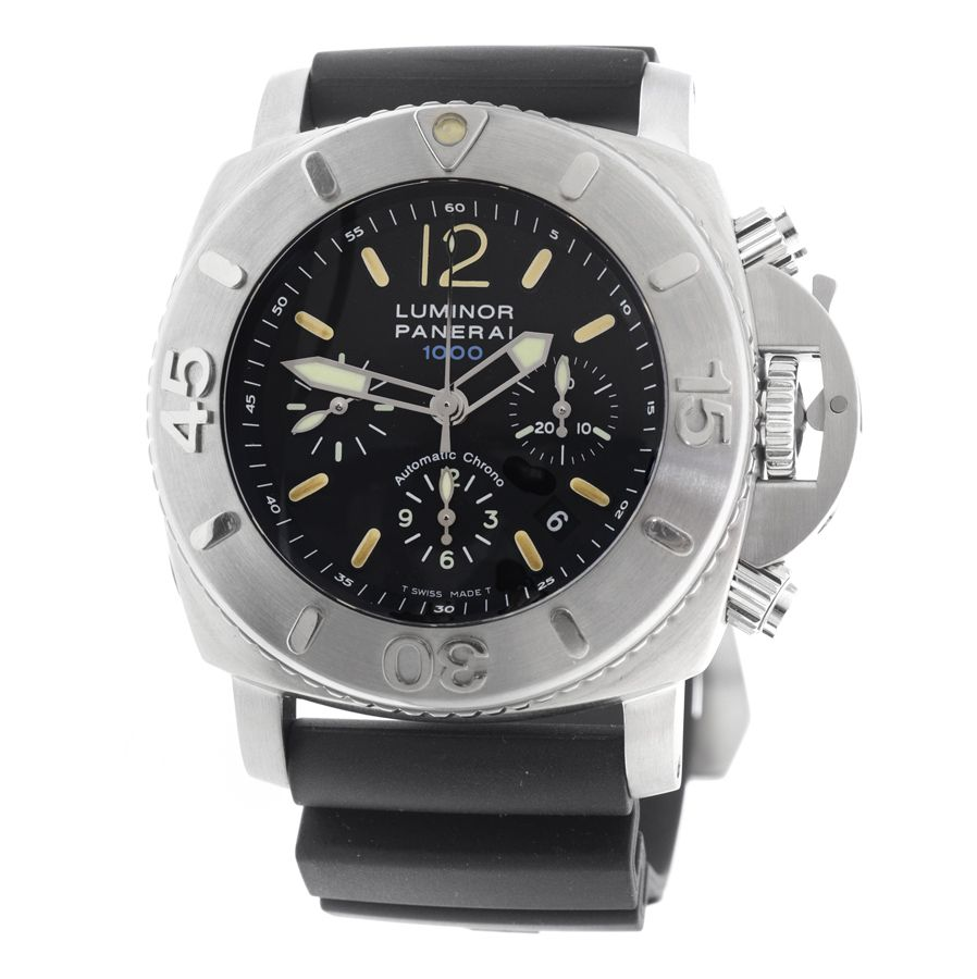 MODASELLE - Panerai Submersible 1000 Watch PAM187, CAD $12,500.00 (http://www.modaselle.com/panerai-submersible-1000-watch-pam187/)