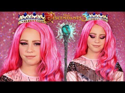 Disney Descendants 3 Audrey Queen of Mean Makeup and Costume! - YouTube #audreydescendants3 Disney Descendants 3 Audrey Queen of Mean Makeup and Costume! - YouTube #descendants3