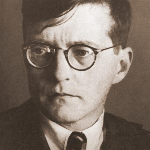 Download The Second Waltz Sheet Music For Piano By Dmitrij Shostakovich 6 Pages Score Range G2 Classical Music Composers Dmitri Shostakovich Music Composers