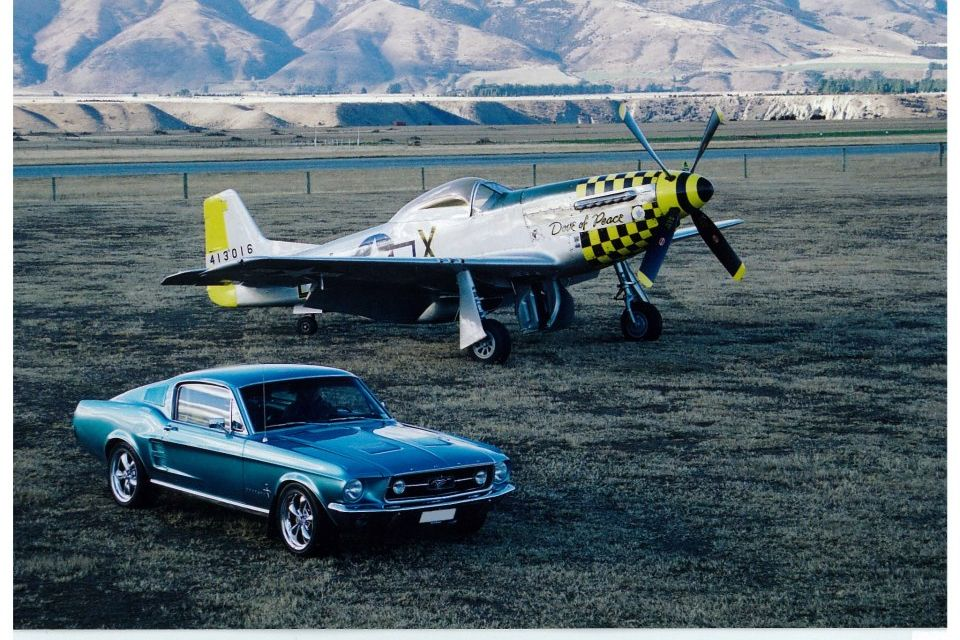 Two Mustangs Mustang Ford Mustang Fighter Jets
