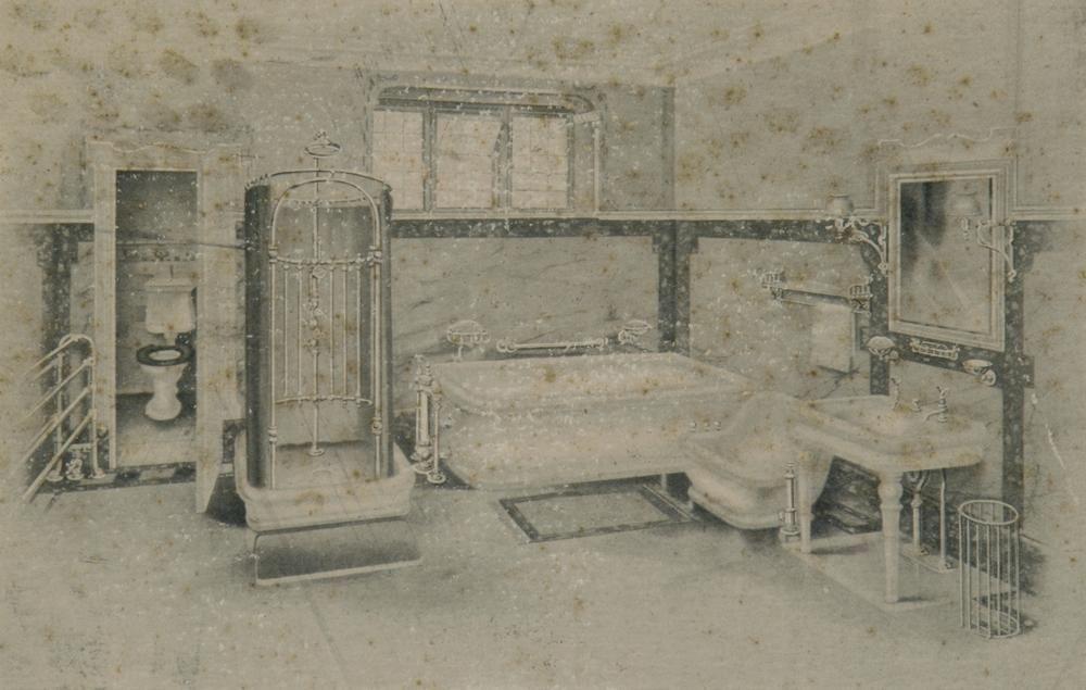 1910 bathroom google search 1908 bungalow ideas pinterest rh pinterest com 1910 bathroom design 1910 bathroom ideas