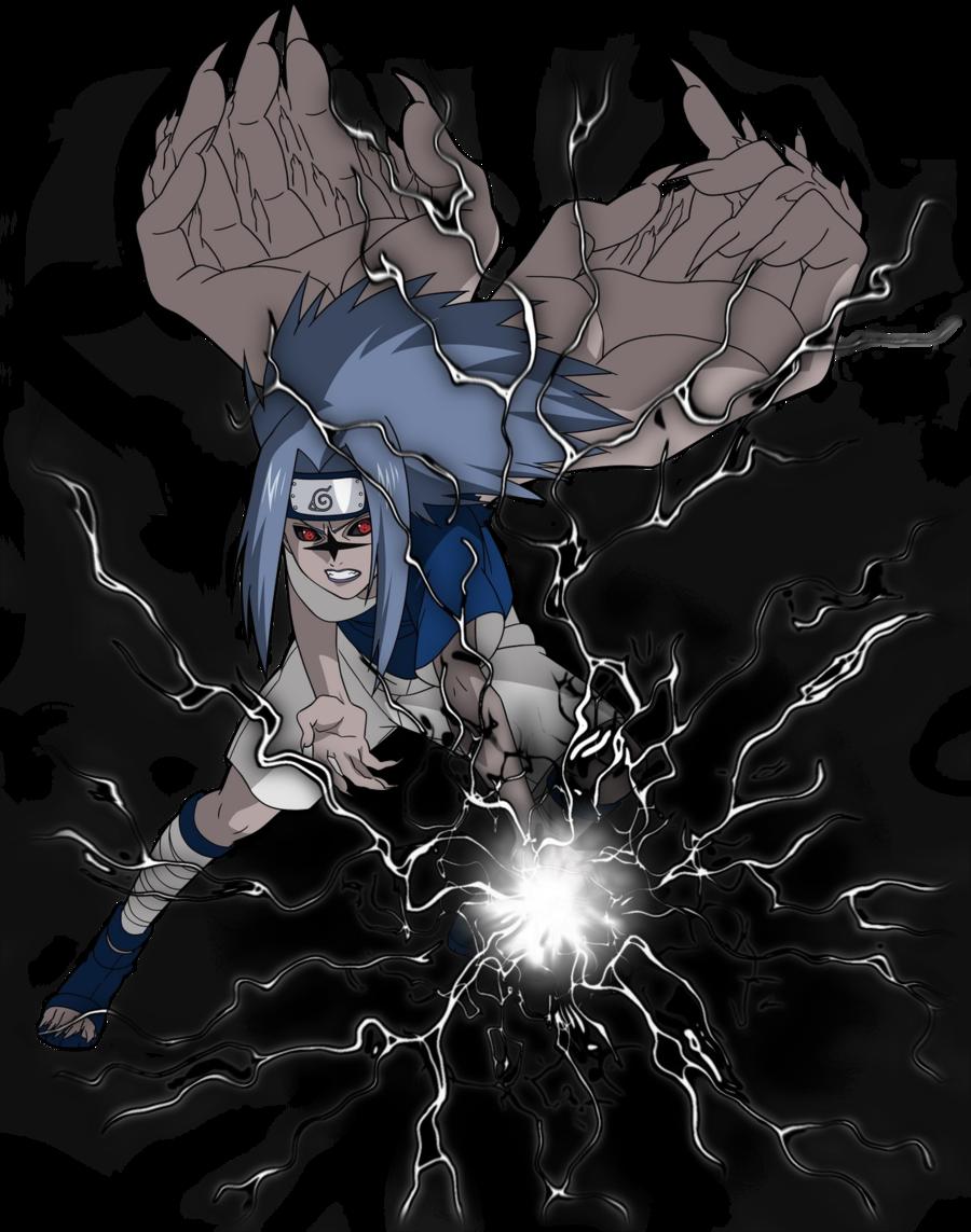 chidori true storm ultraflat pinterest sasuke sasuke uchiha