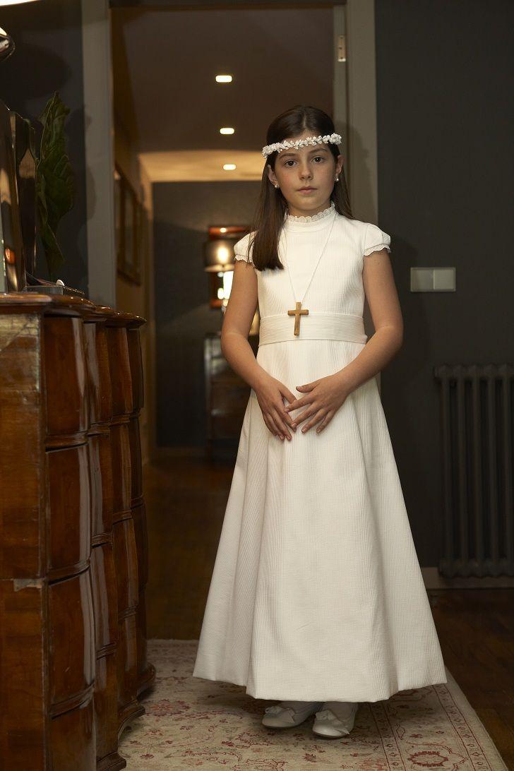 Ver modelos de vestidos de primera comunion