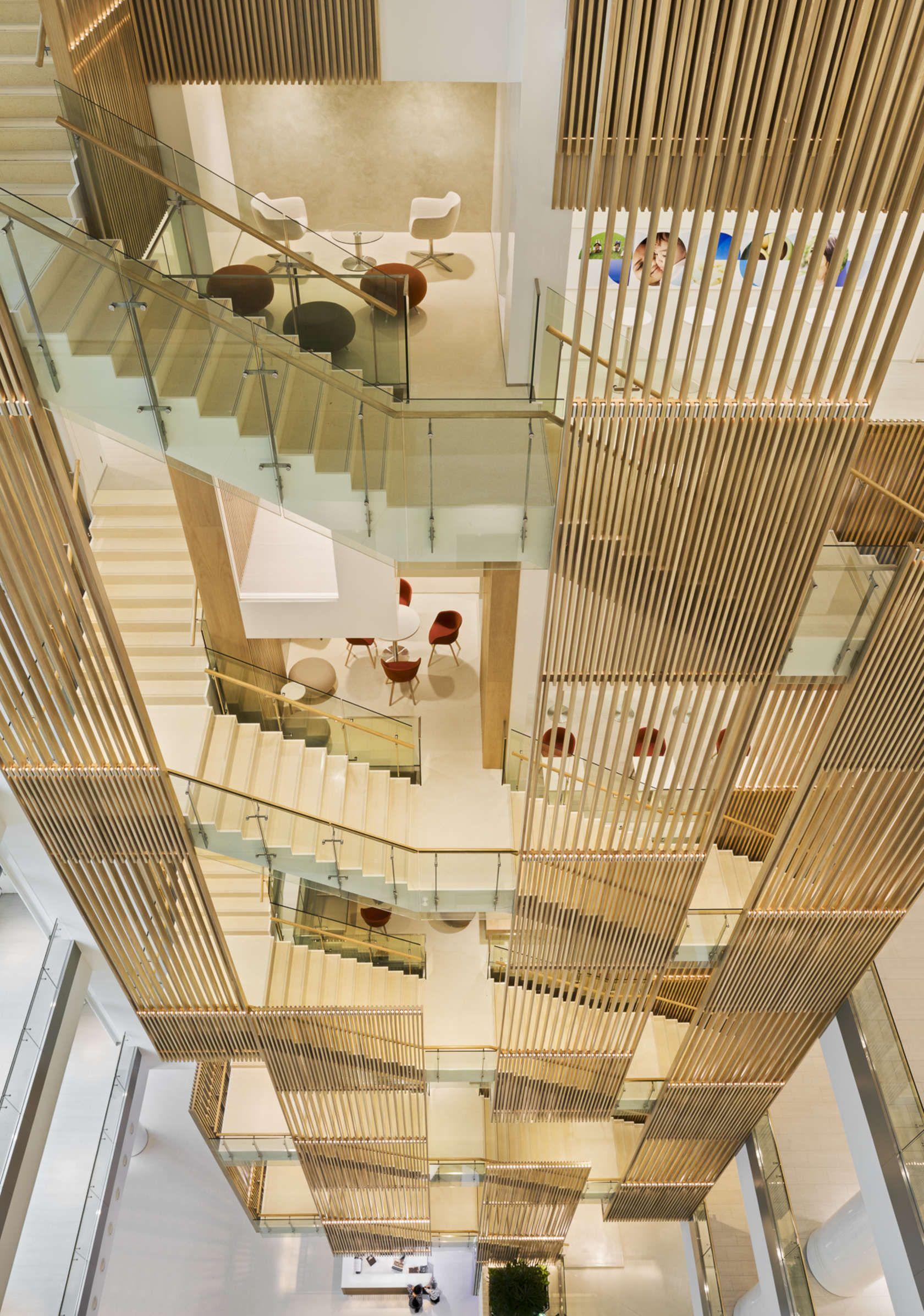 P Design: P&G SGIC Innovation Center- Orbit Design Studio. Singapore