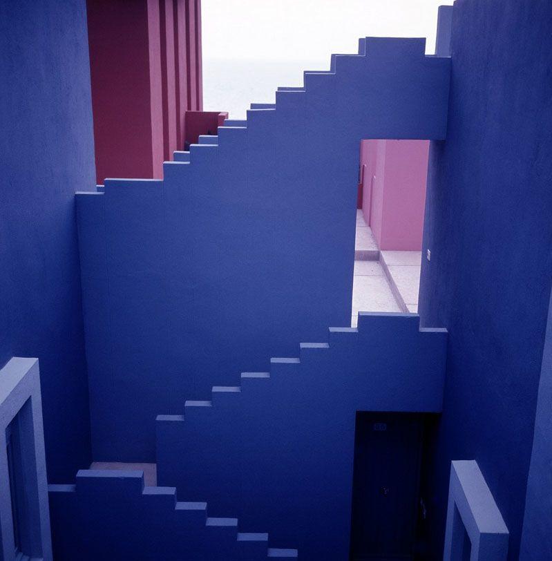 La Muralla Roja Architecture