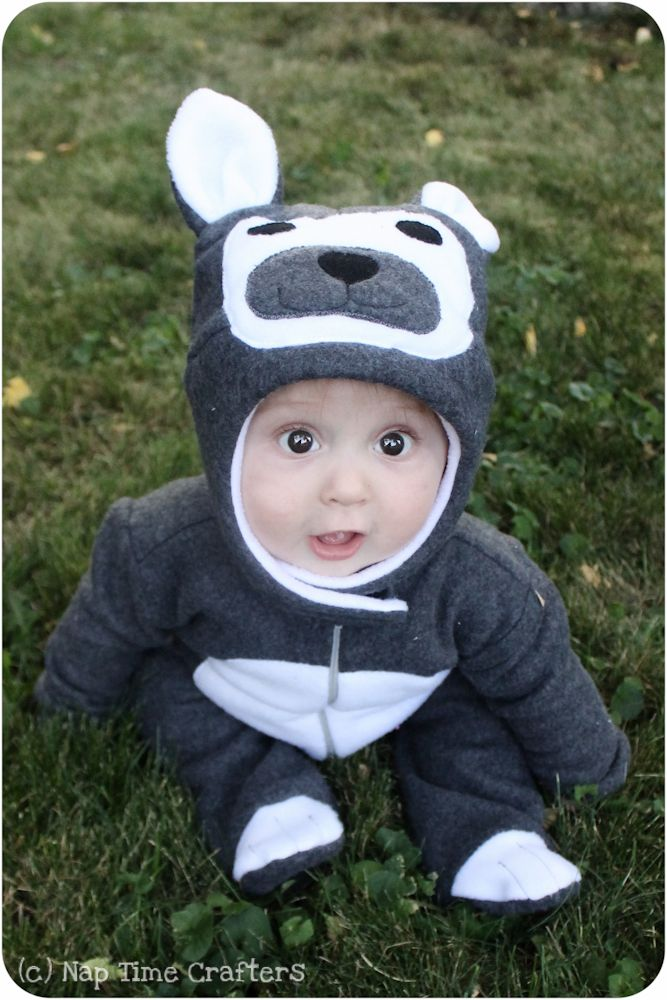 big bad wolf costume tutorial - Wolf Halloween Costume Kids