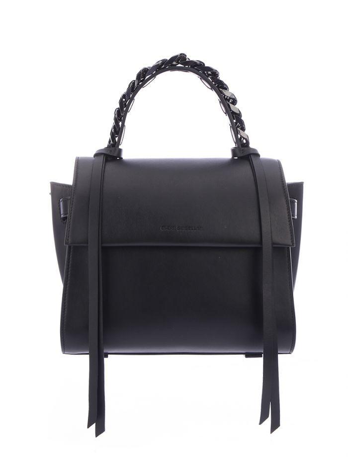 Elena Ghisellini Pre-owned - Leather handbag UQCpmk4