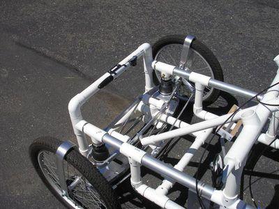 Ultimate diy 4 wheel bike plans and kits made from pvc do it ultimate diy 4 wheel bike plans and kits made from pvc do it yourself solutioingenieria Choice Image
