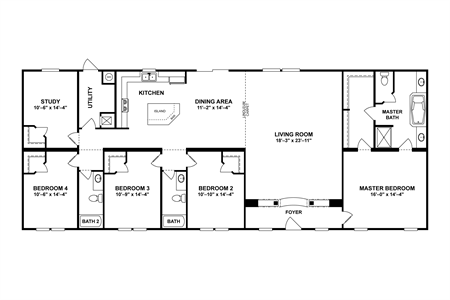 Pin By Rachel Holt On Furniture And More For The Home I Ll Never Have Modular Home Floor Plans Mobile Home Floor Plans Modular Home Plans