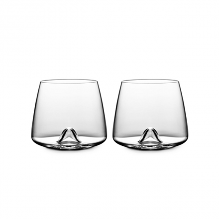 Normann Copenhagen/Whiskey glasses - 2 pcs 30 cl  bicchiere/Vetri e bicchieri
