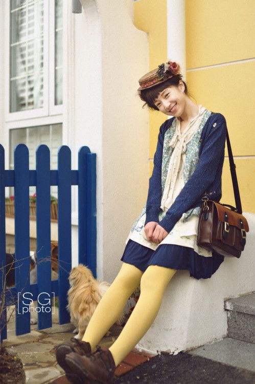 swweet outfit // The Bookworm-Blog Tumblr