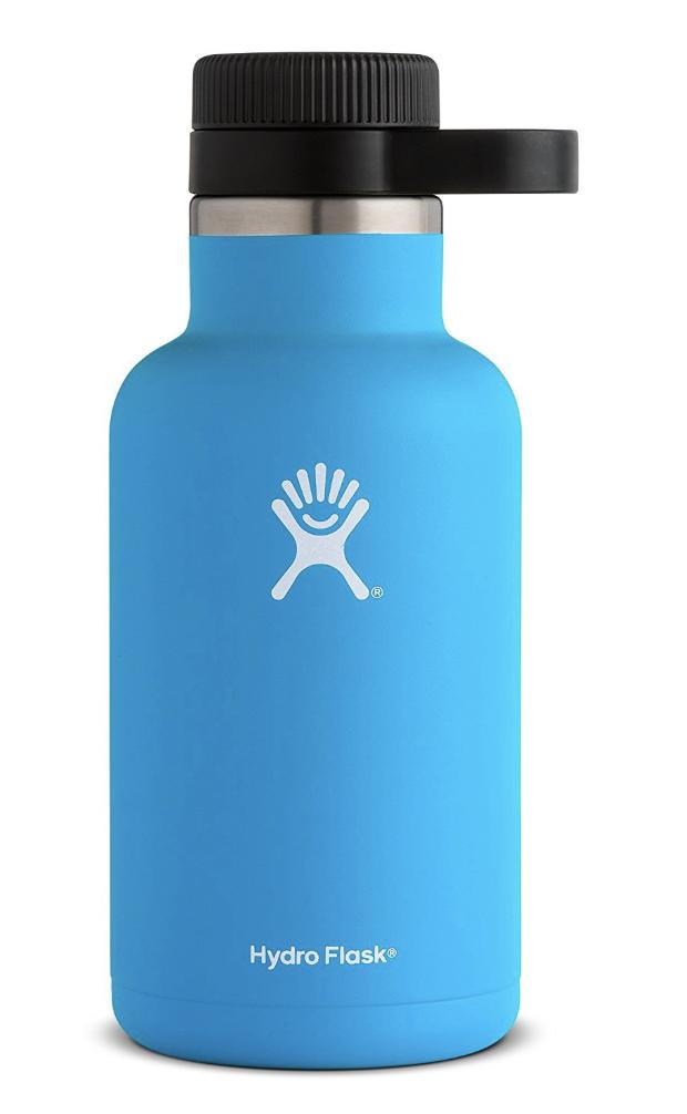 Xl Hydroflask Hydro Flask 64 Oz Rn Mom Dad Or Kids One Big Sport Blue Growler Flask Hydroflask Bottle
