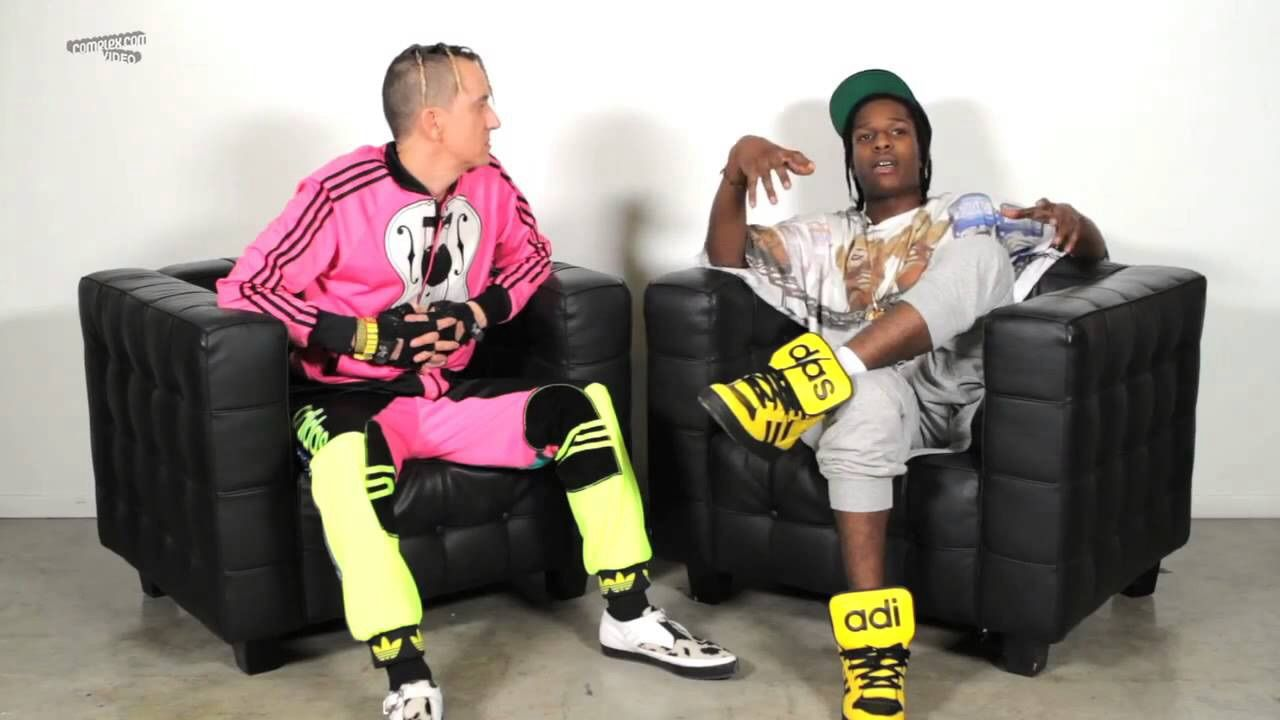 03b277c5c15c This is asap rocky and Jeremy Scott