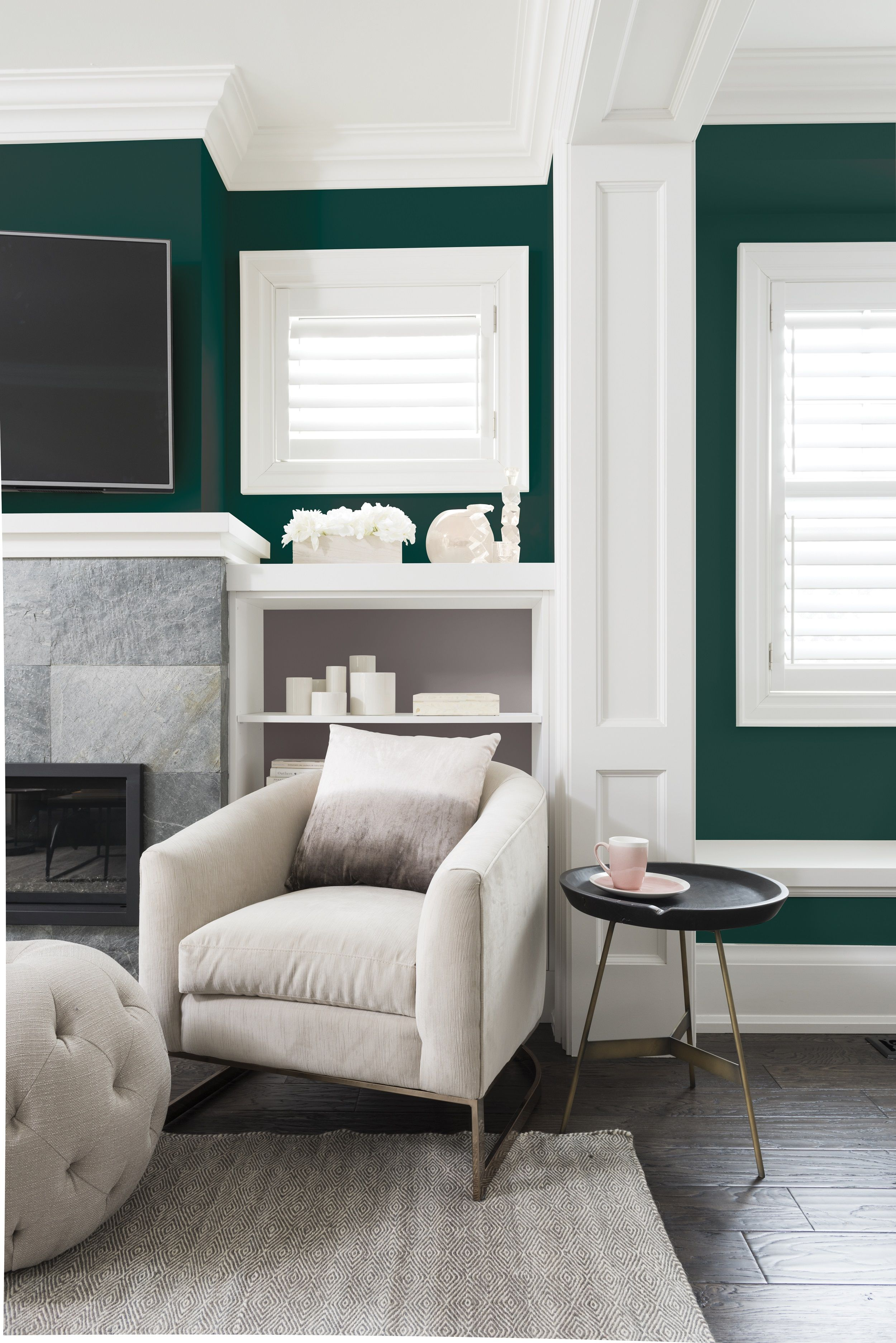 Night watch is our colouroftheyear for 2019 a classic - Night watch paint color ...