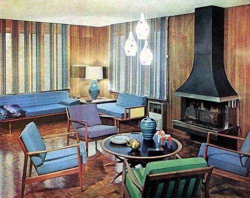 46+ 1960s style furniture ideas