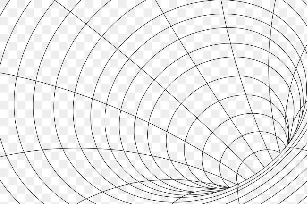 3d Grid Wormhole Illusion Design Element Free Image By Rawpixel Com Aew In 2021 Design Element Wormhole Illusions