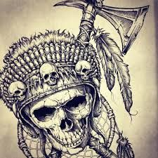 Image result for tomahawk tattoo