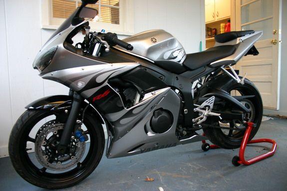 2005 Yamaha R6 Special Edition