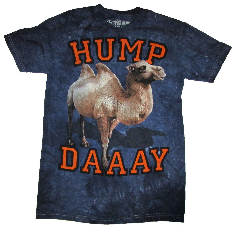 Hump Day Daaay Camel Graphic T-Shirt