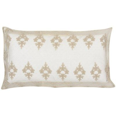Bella Notte Decorative Kidney Pillow Olivia Sand Final Sale Interesting Decorative Kidney Pillows