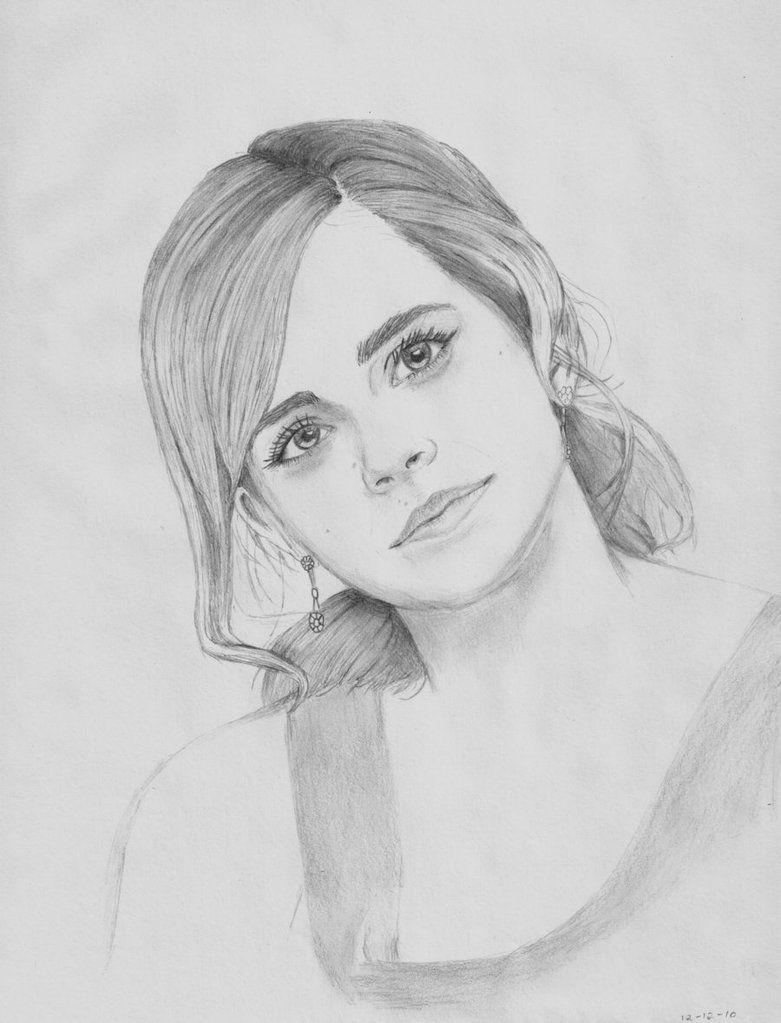 Emma Watson by cfischer83 on DeviantArt
