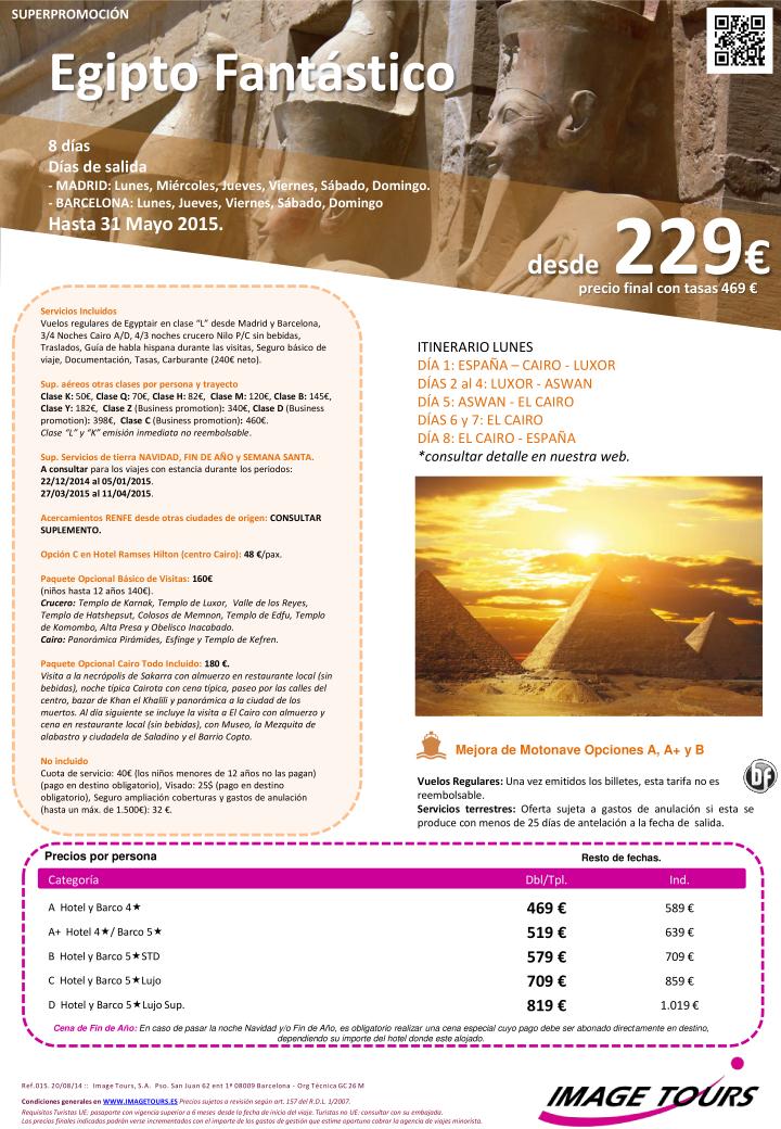 Egipto Fantástico, 8 días de viaje hasta Mayo 2015 desde 229 €. ultimo minuto - http://zocotours.com/egipto-fantastico-8-dias-de-viaje-hasta-mayo-2015-desde-229-e-ultimo-minuto/