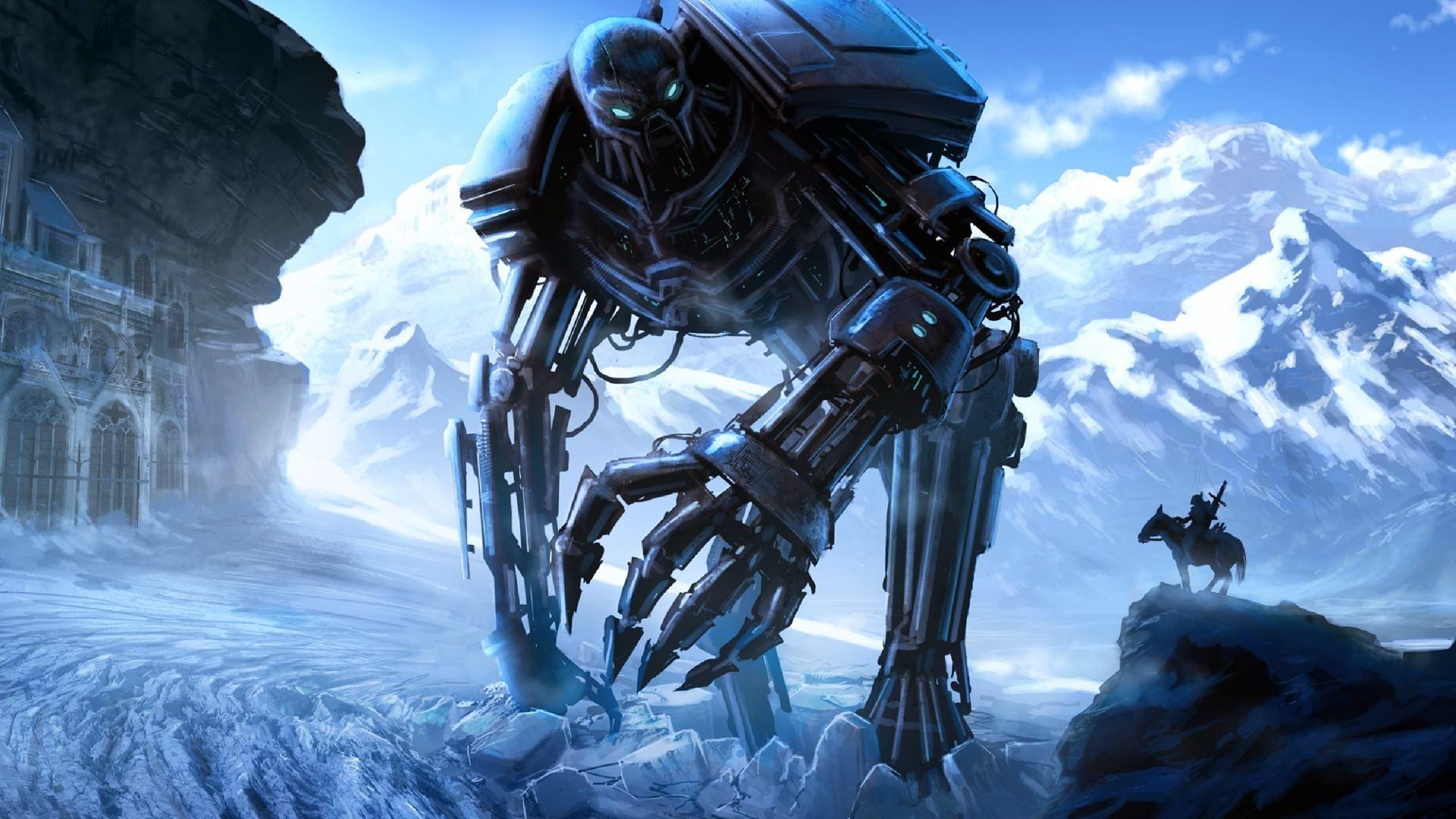 http://all-images.net/wallpaper-robot-sci-fi-hd-706/ Check more at http://all-images.net/wallpaper-robot-sci-fi-hd-706/