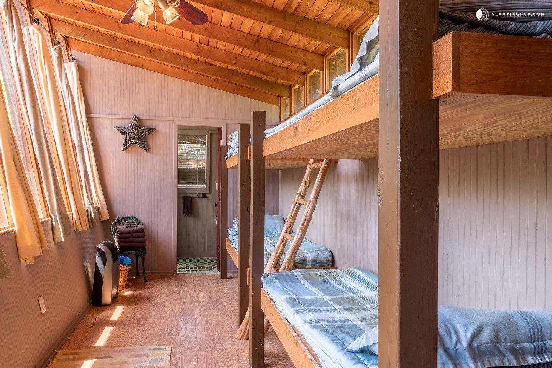 Romantic Red Eco-Cabin and Yoga Retreat near Austin in ...