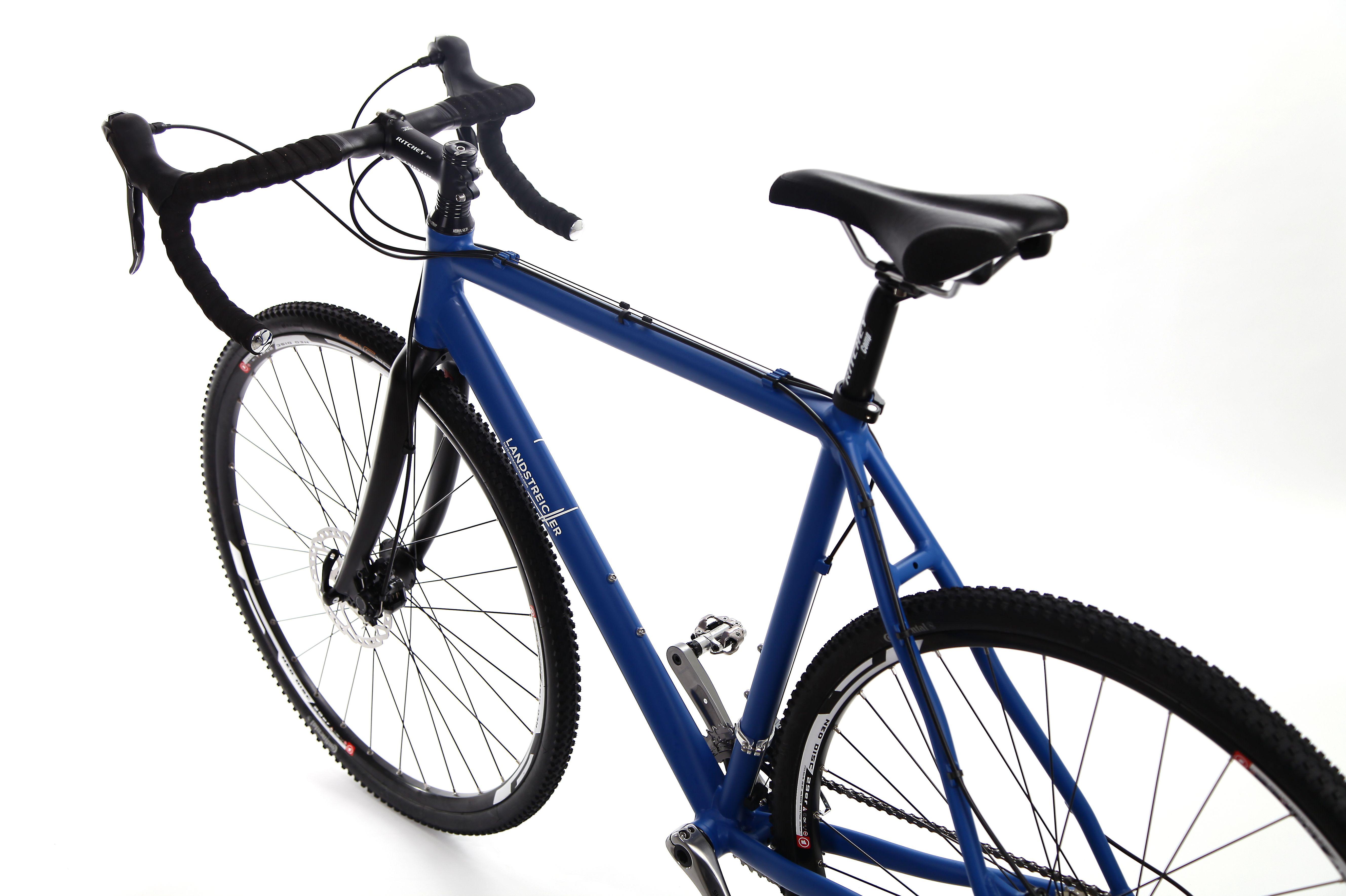"""Modell Landstreicher """"Jago"""" (Cyclocrosser) von Herkelmann Bikes"""