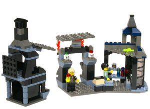 Lego Harry Potter Knockturn Alley 4720 By Lego 101 99 209 Pieces Part Of The Prisoner Of Lego Harry Potter Harry Potter Lego Sets Harry Potter Universal