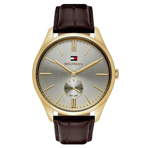 parhaat puoleen hintaan sävyt Tommy Hilfiger Curtis Men'S Quartz Watch 1791170 | Products ...
