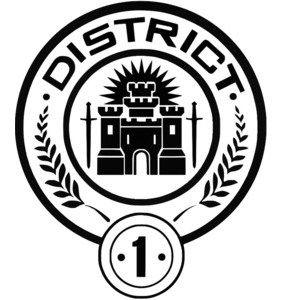 Distrito 1 Tribute Von Panem